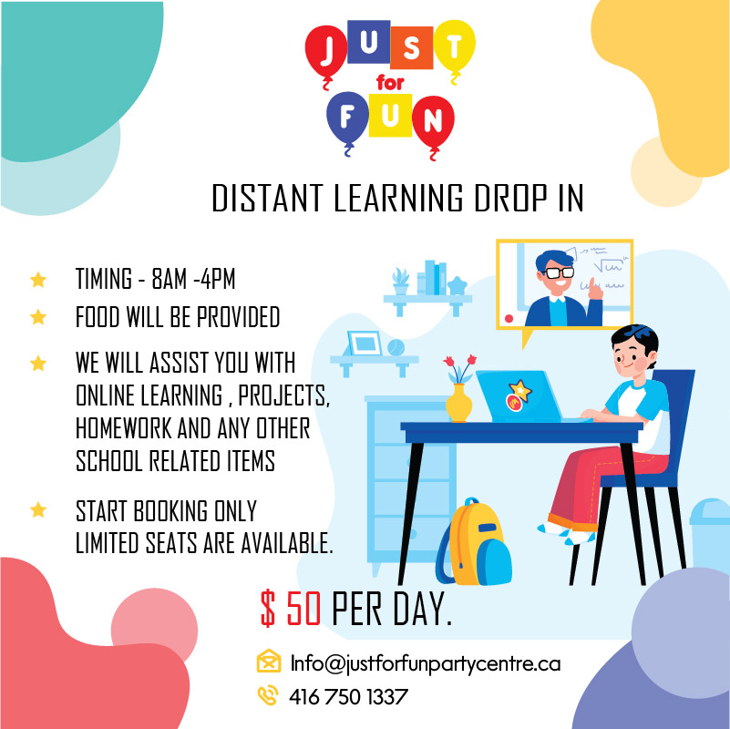 Distant Learning
